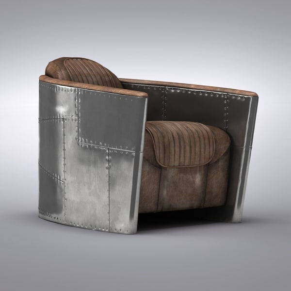 Swell Aviator Chair Antiqued Ebony Short Links Chair Design For Home Short Linksinfo