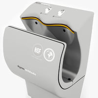 max dyson airblade hand dryer