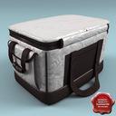 insulated food bag 3D models