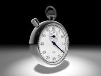 stop watch stopwatch c4d