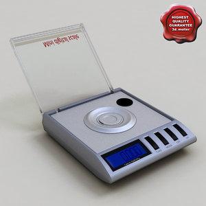 max jewelry digital scales v3
