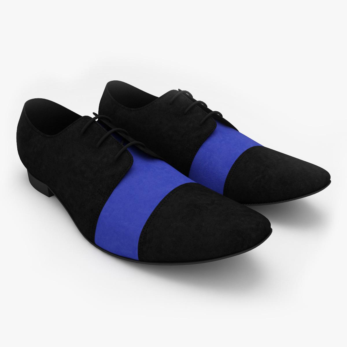 men shoes ana locking 3ds