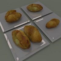 3d russian food