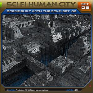 scenes cities max
