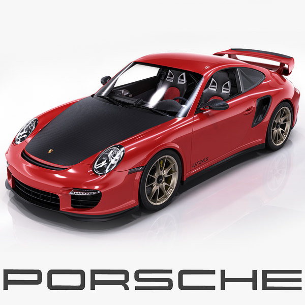 3d porsche 911 gt2 rs. Black Bedroom Furniture Sets. Home Design Ideas