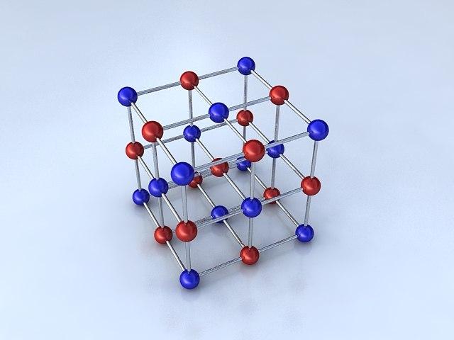 3dsmax molecule