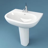 Bathroom Sink Simas wb055