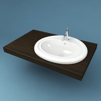 Bathroom Sink Simas wb064