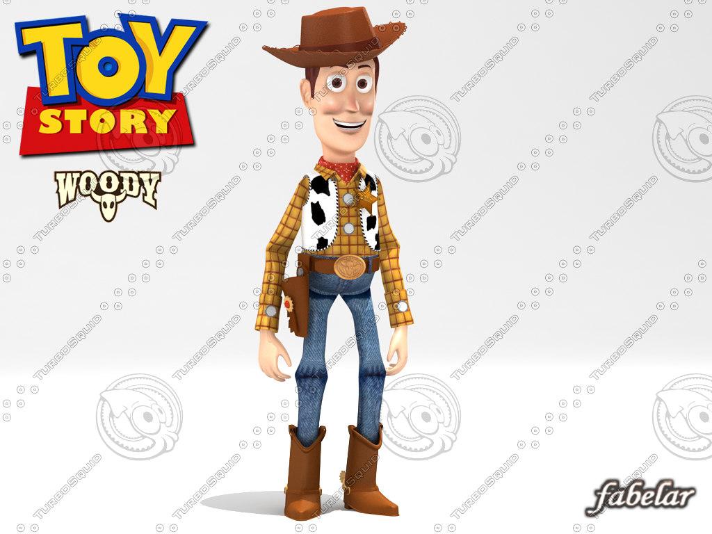 woody pixar motion c4d