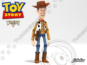 woody pixar motion c4d