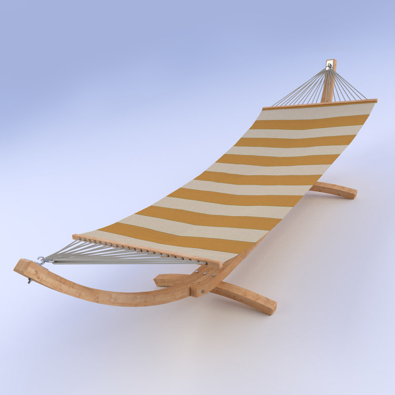 3ds max hammock