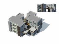 exterior rendering 1 3d x
