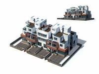3d model exterior rendering