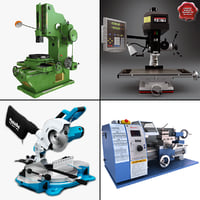 Industrial Machines Collection V2
