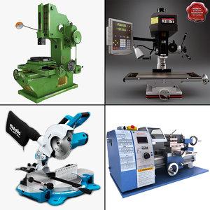industrial machines v2 c4d