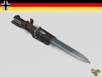 lightwave k98 german wwii