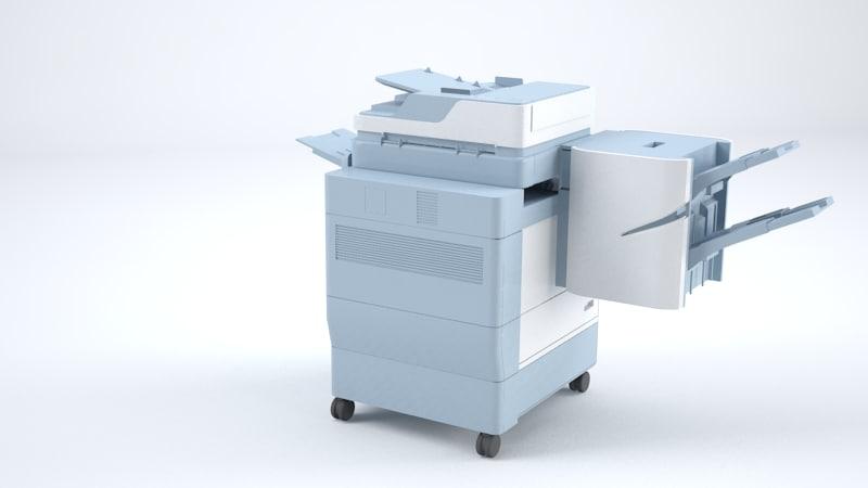 3d max large printer