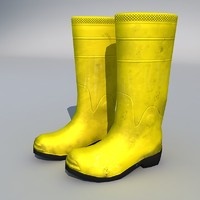 Rubber Boot 01