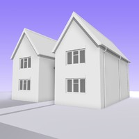 BRITISH 2 STOREY DETACHED HOUSE UNIT 2
