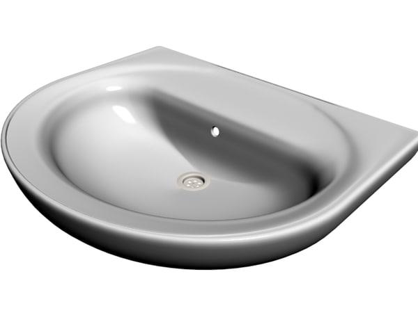 free lavatory 3d model