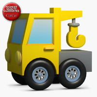 construction icons 26 crane 3d 3ds