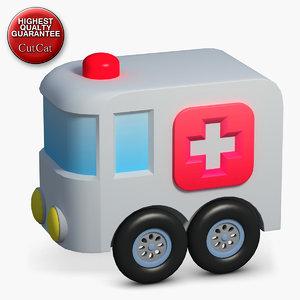 max construction icons 40 ambulance