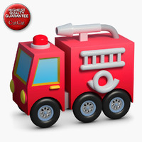 Construction Icons 45 FireTruck 2