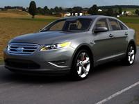 Ford Taurus 2010 SHO