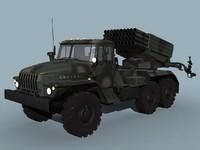 BM-21-1 Grad