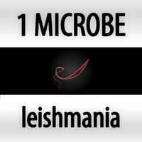 microbes micro organisms 3d max