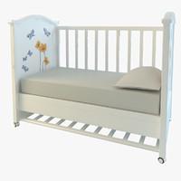 Pedretti Balocchi Bed baby