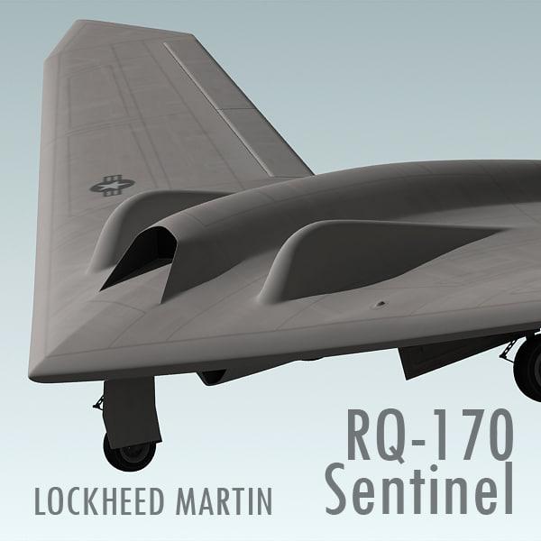 Resultado de imagen para Lockheed Martin RQ-170 Sentinel