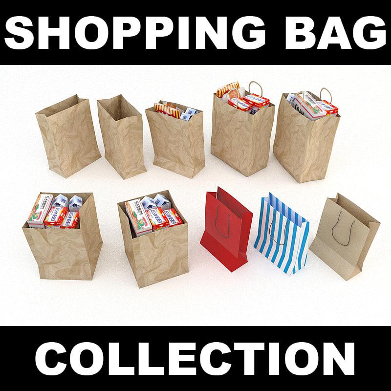 shopping bags max