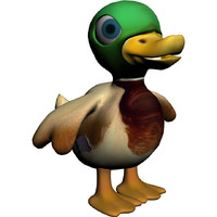 free max mode duck