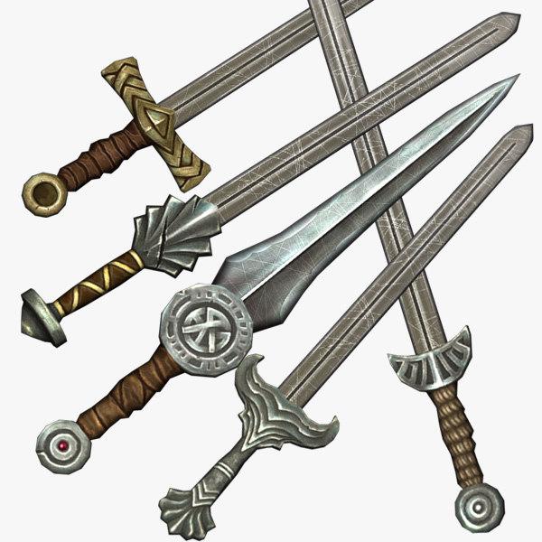 8 swords 3d 3ds