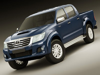 Toyota Hilux 2012 Double Cab