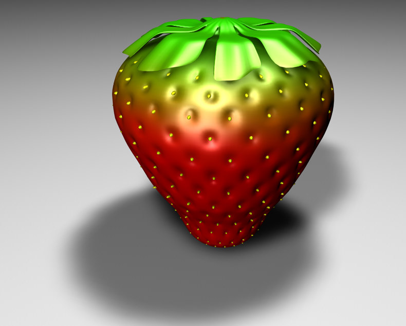 strawberry 3ds free