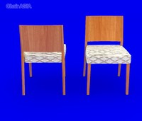 chair asia 3ds