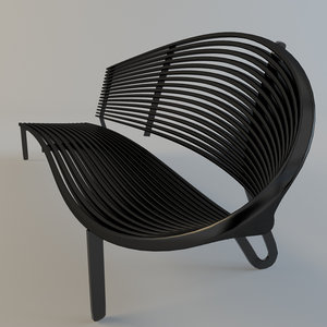 leda seating jon goulder obj