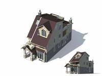 3d model exterior rendering 1 5