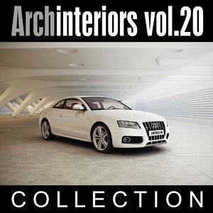 archinteriors vol 20 3d model