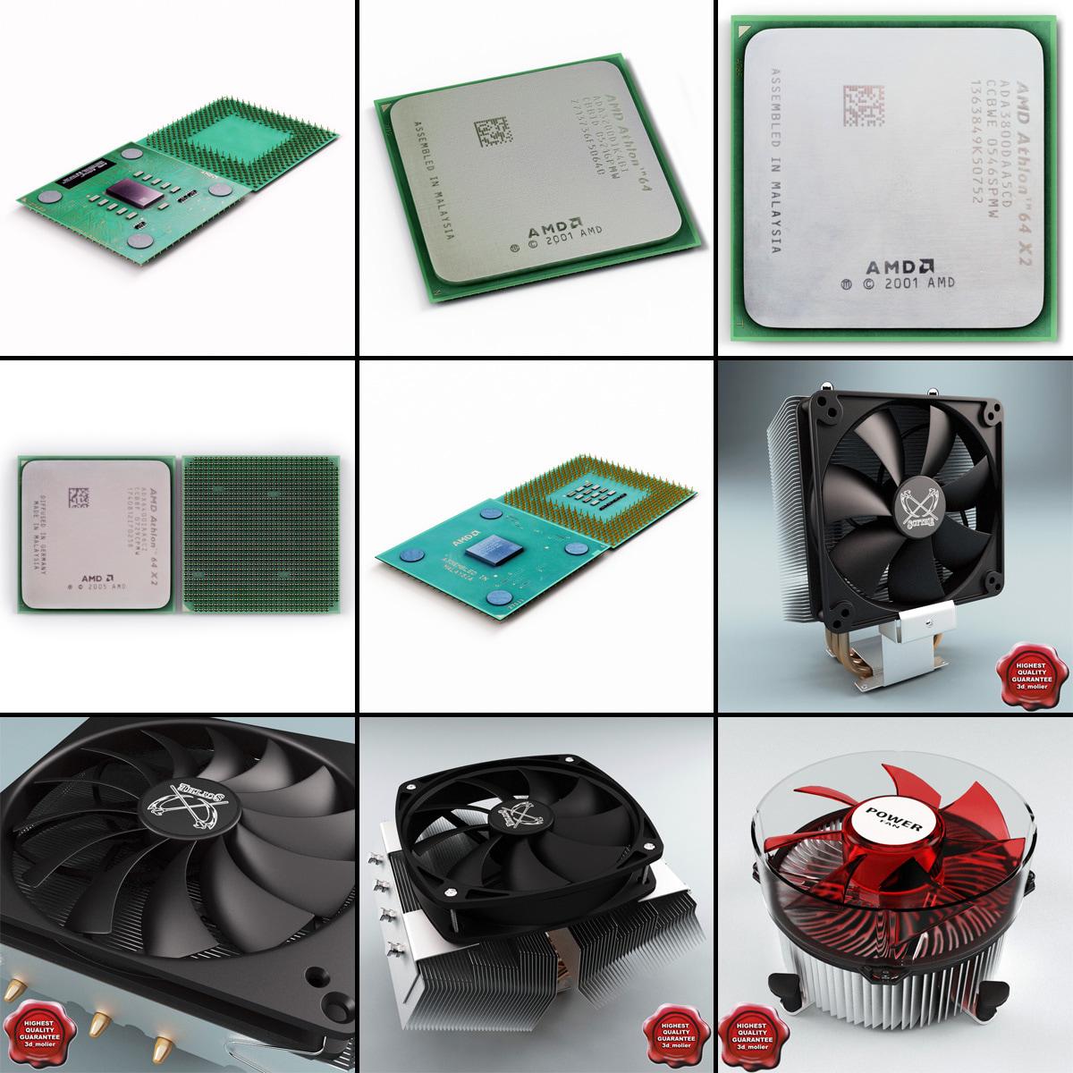 c4d amd processors v2