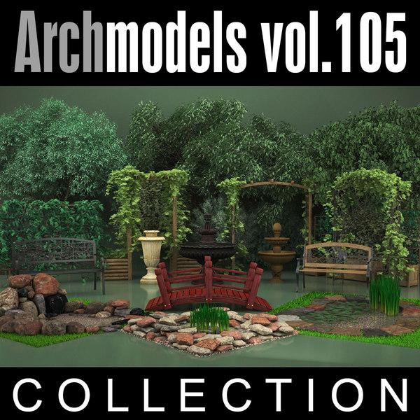archmodels vol 105 garden max