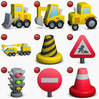 Construction Icons Small Pack 4