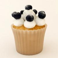 cupcake 10 3d model