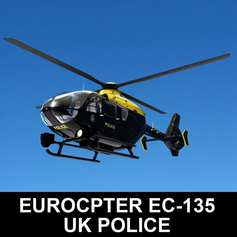 eurocopter ec-135 police max