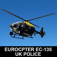 Eurocopter EC-135 Police