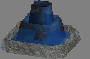 free blender textura sintel 3d model