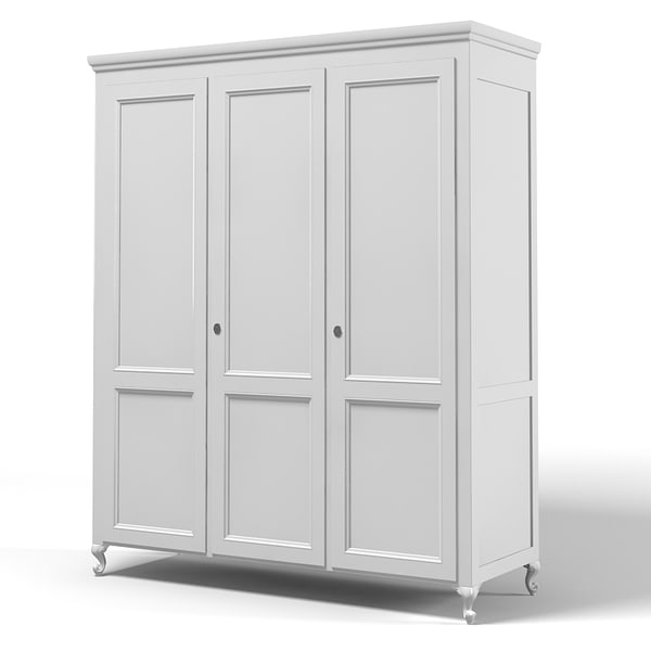 Halley 751Gs Wardrobe Armoire bedroom furniture classic traditional