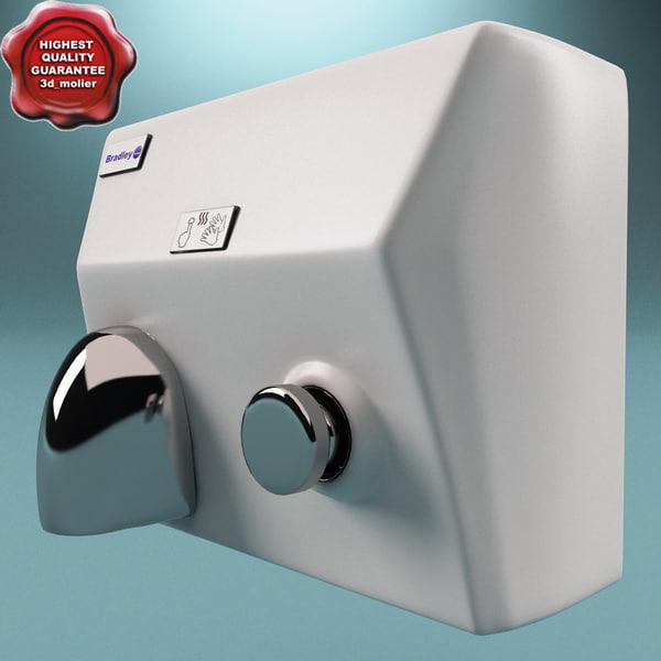 lightwave hand dryer bradley